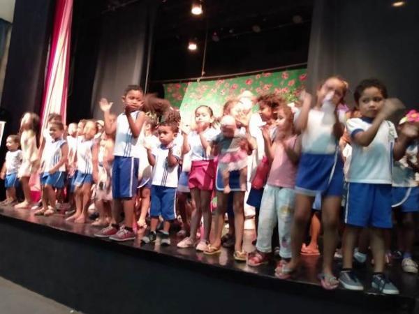 Circuito Cênico do Sesc apresenta espetáculo Lobo Mal Malvado em Floriano.(Imagem:FlorianoNews)