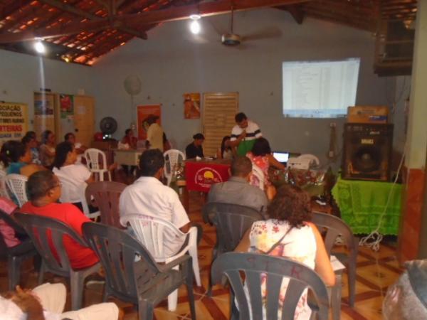 Sindicato dos Trabalhadores Rurais realiza assembleia geral para prestação de contas.(Imagem:FlorianoNews)