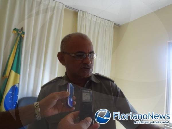 Ten-Cel Lisandro Honório(Imagem:FlorianoNews)