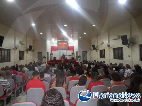 Igreja Evangélica Batista celebra 101 anos de fundação em Floriano.(Imagem:FlorianoNews)
