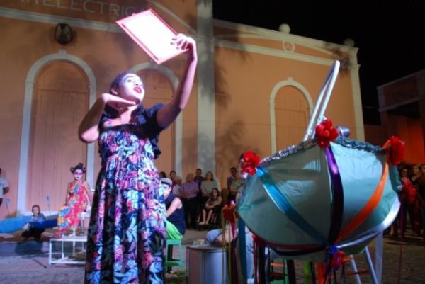 Festival traz o melhor do teatro para Floriano.(Imagem:Divulgação)
