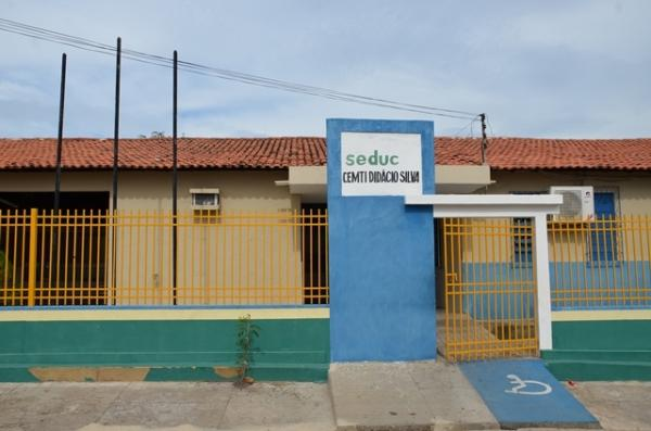 Centro de Ensino Médio de Tempo Integral (Cemti)(Imagem:Centro de Ensino Médio de Tempo Integral (Cemti))