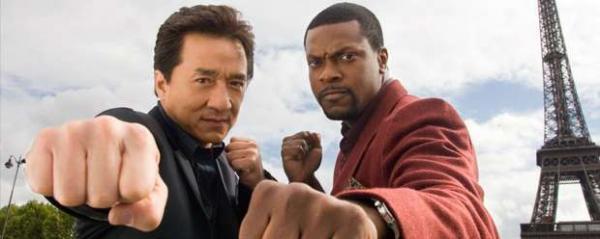 Jackie Chan confirma que A Hora do Rush 4 está em produção.(Imagem:Reprodução)