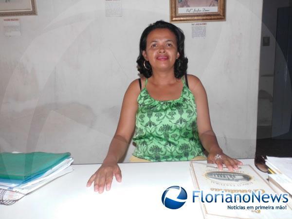 Laurijane Morais(Imagem:FlorianoNews)