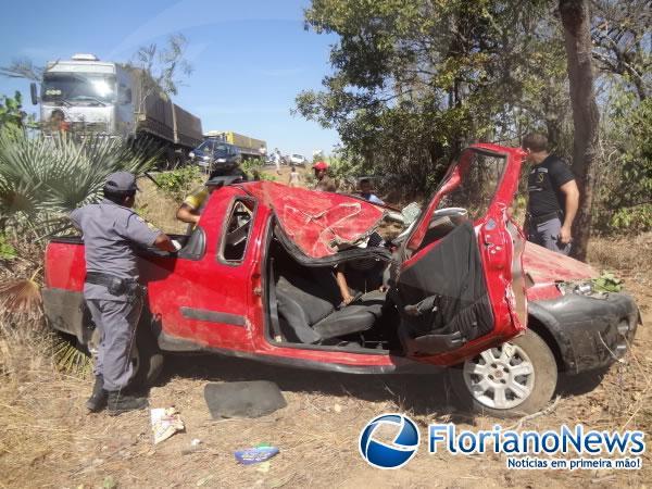 Final de semana tem início violento em Barão de Grajaú.(Imagem:FlorianoNews)