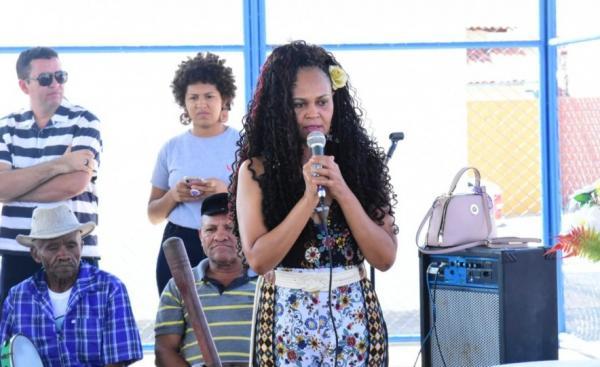 Elineuza Ramos(Imagem:Secom)