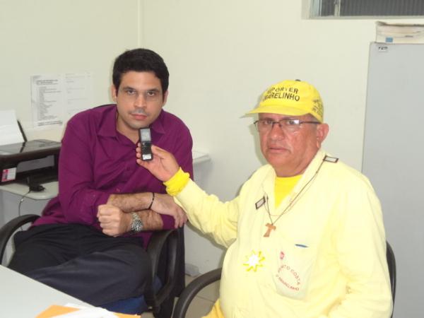 Delegado Maycon Braga(Imagem:FlorianoNews)