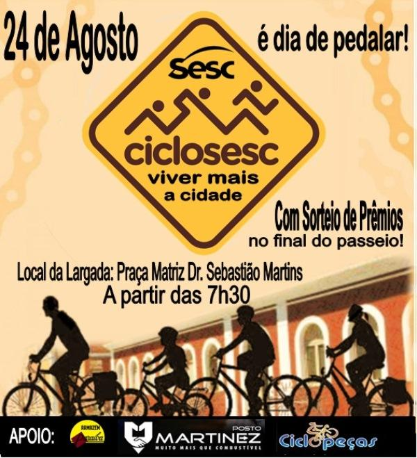 Ciclosesc(Imagem:Divulgação)