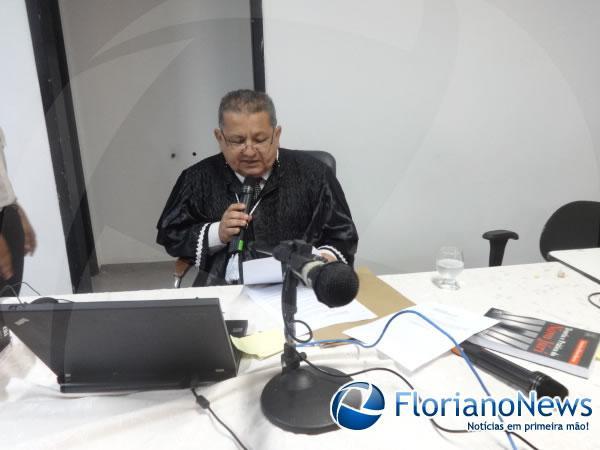 Juiz Noé Pachêco(Imagem:FlorianoNews)