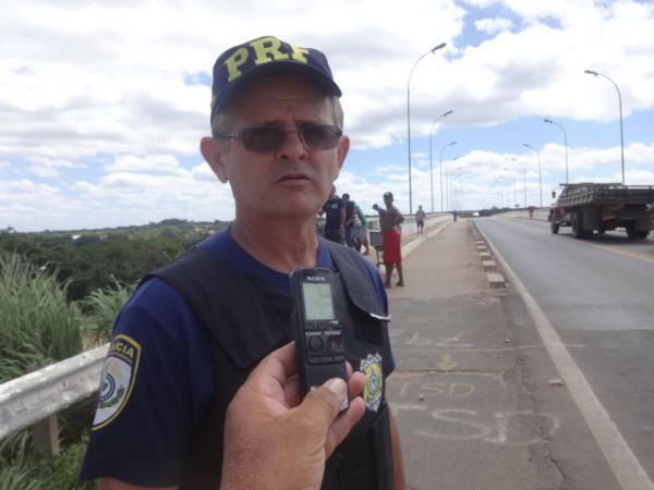 PRF Joacélio(Imagem:FlorianoNews)