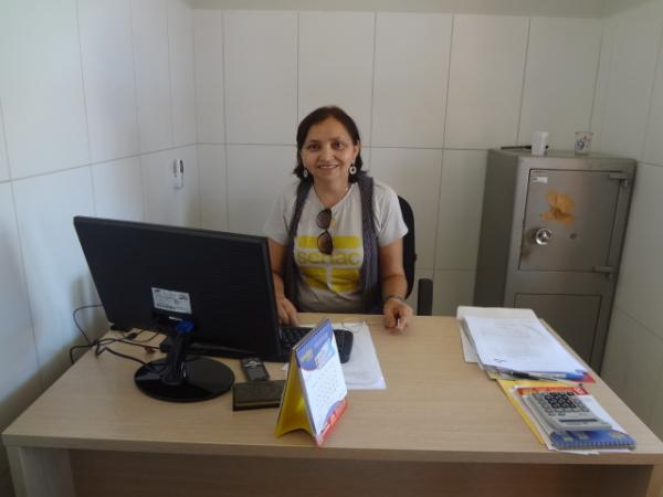 Josélia Miranda(Imagem:FlorianoNews)