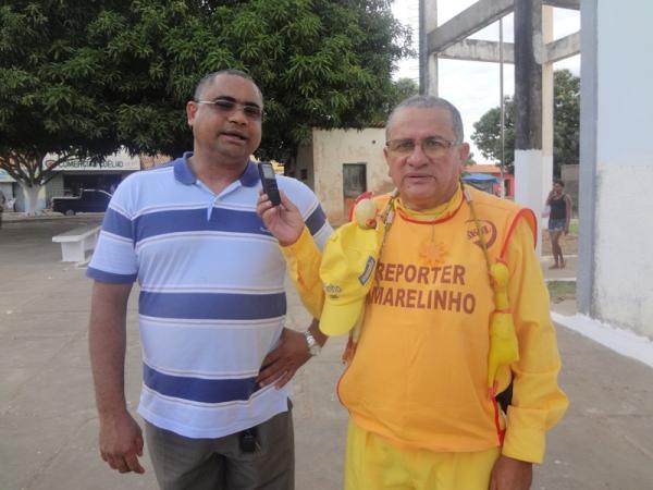 Frei Isaias, OFM.(Imagem:FlorianoNews)