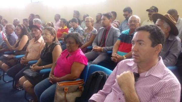 Audiência pública sobre Regularização Fundiária é realizada em Floriano(Imagem:FlorianoNews)