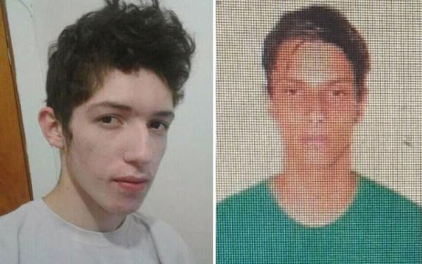 Guilherme Taucci Monteiro e Luiz Henrique de Castro, os assassinos de Suzano.(Imagem:Reprodução)
