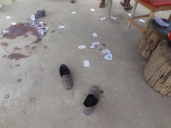 Homem é assassinado com seis tiros em Barão de Grajaú.(Imagem:FlorianoNews)