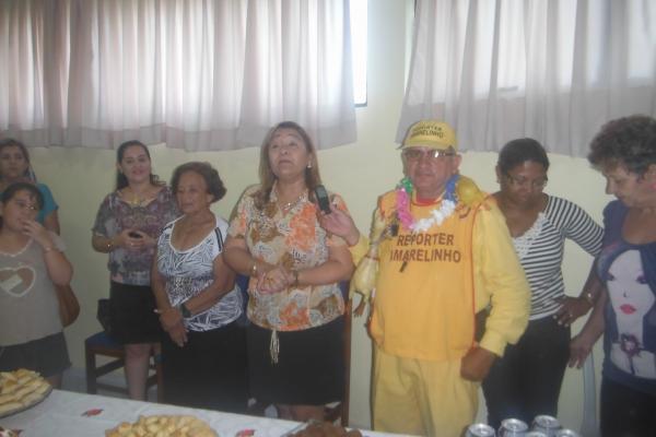 Presidente da Câmara aniversaria e ganha festa surpresa(Imagem:FlorianoNews)