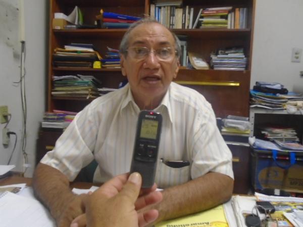 Conegundes Gonçalves de Oliveira(Imagem:FlorianoNews)