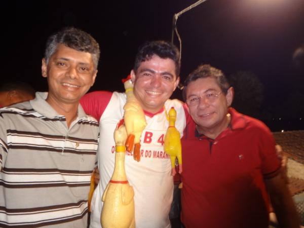Coligação: Unidos Por Barão  (Imagem: FlorianoNews)