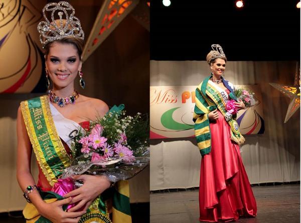 Nathalya Araújo, Miss Piauí 2013(Imagem: Evelin Santos / Cidadeverde.com)