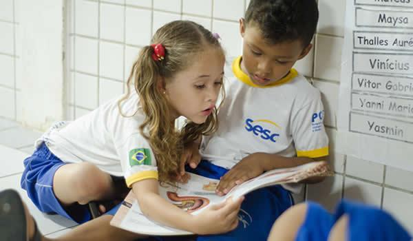 Sesc abre processo seletivo para vagas do PCG em Floriano e outras cidades.(Imagem:Sesc)