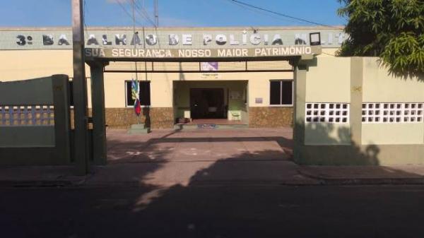 Posto de combustíveis de Floriano é assaltado por cinco suspeitos.(Imagem:FlorianoNews)