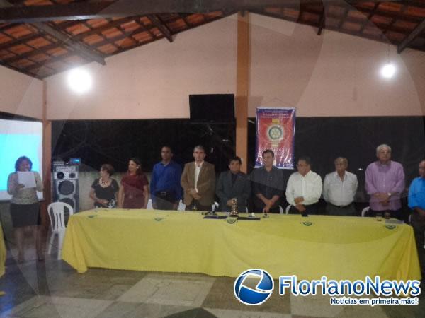 Rotary Club de Floriano comemorou 55 anos de fundação.(Imagem:FlorianoNews)