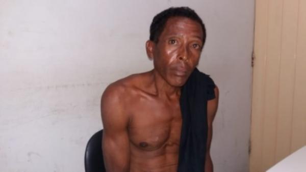 Homem é preso suspeito de estuprar criança autista de 11 anos em Floriano.(Imagem:Divulgação)
