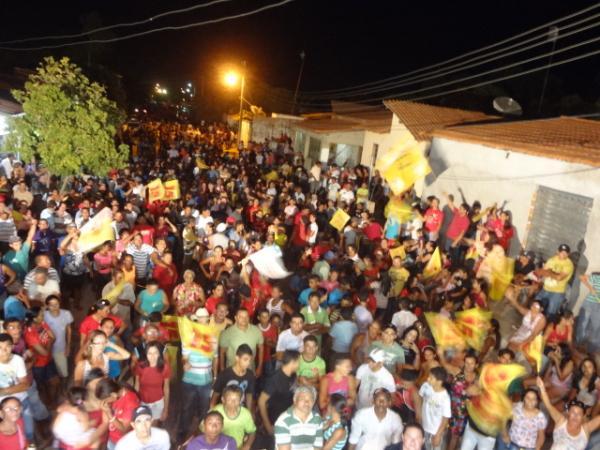 Coligação: Unidos Por Barão   (Imagem:FlorianoNews)