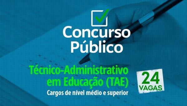 IFPI lança concurso com 24 vagas para técnicos-administrativos em educação.(Imagem:Divulgação/IFPI)