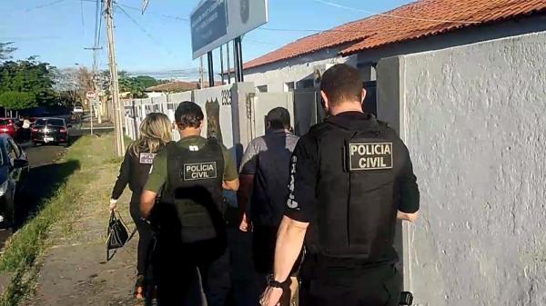 Suspeito de vazar prova de concurso da PMPI é preso em Teresina.(Imagem:Divulgação)