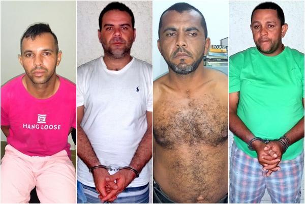Prisões devem influenciar nos índices de criminalidade, diz delegado sobre Operação em Floriano.(Imagem:Polícia Civil)
