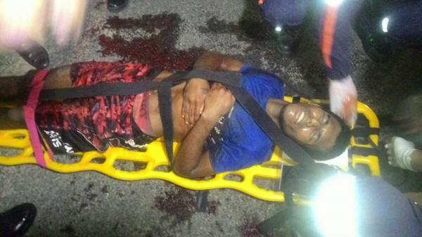 Policial militar reage a assalto e mata suspeito de assalto em Floriano(Imagem:Divulgação /PM)