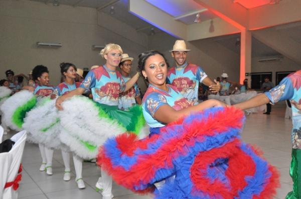 Associação Brincantes lança em Floriano o 10º Festival Nordestino de Cultura Junina Nacional.(Imagem:ASCOM)