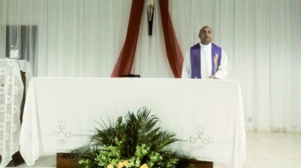 Padre Nylfranyo Ferreira dos Santos(Imagem:FlorianoNews)