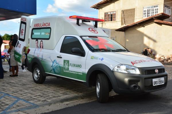 Ambulância(Imagem:Secom)