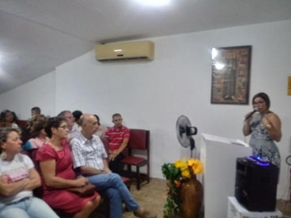 Centro Espírita celebra 2º aniversário de fundação em Floriano.(Imagem:FlorianoNews)