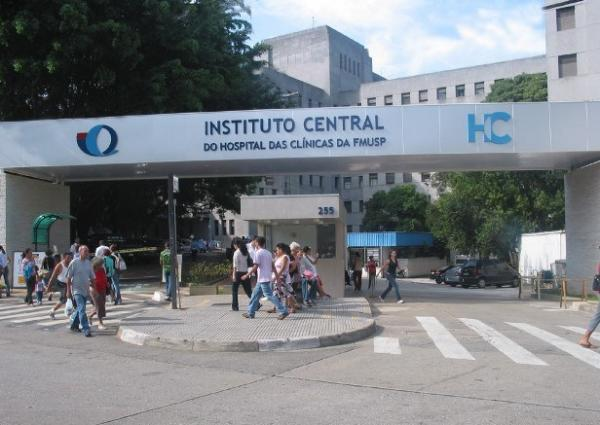 Hospital das Clínicas da USP(Imagem:HCFMUSP)