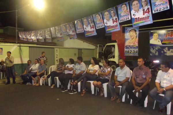 Coligação Floriano Seguindo em Frente(Imagem:FlorianoNews)