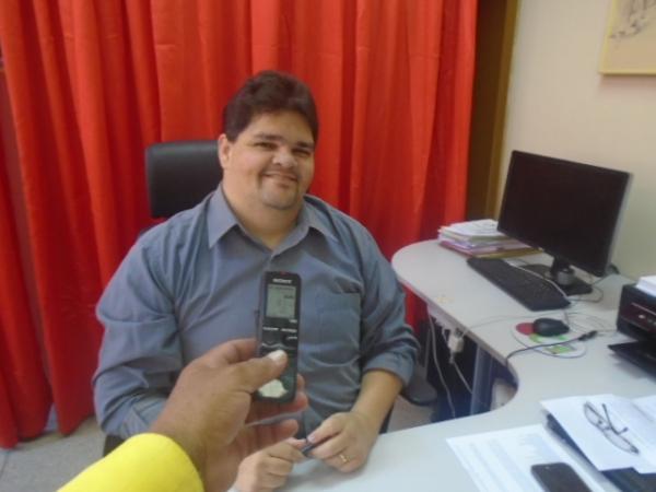 Odimógenes Soares(Imagem:FlorianoNews)