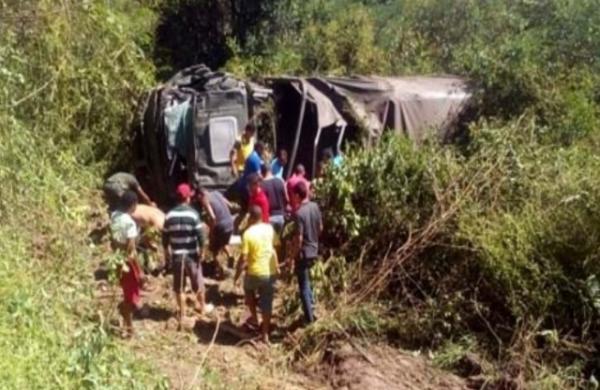 Soldado do Exército é denunciado por dirigir embriagado, matar um e ferir 25 em comboio.(Imagem:Divulgação)