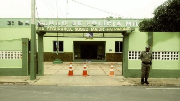 Polícia Militar de Floriano(Imagem:FlorianoNews)