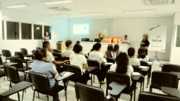Senac de Floriano promove palestra em comemoração ao Dia do Meio Ambiente.(Imagem:FlorianoNews)