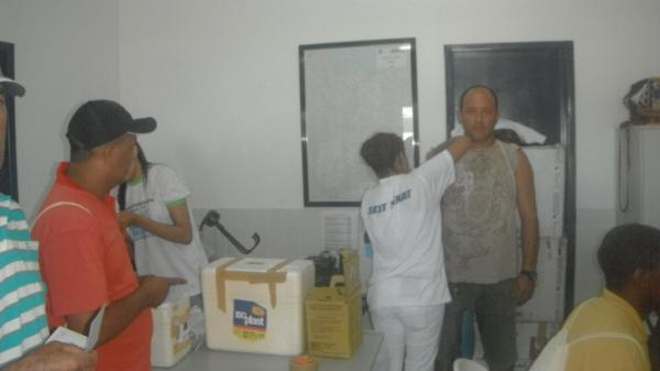 Realizado em Floriano o 2º Comando de Saúde nas Rodovias.(Imagem:FlorianoNews)
