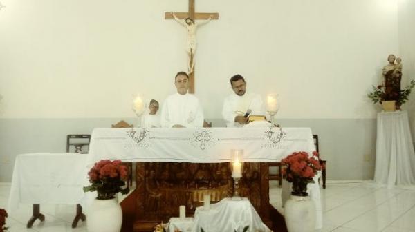Baronenses festejam Santo Antônio nesta quarta-feira.(Imagem:FlorianoNews)