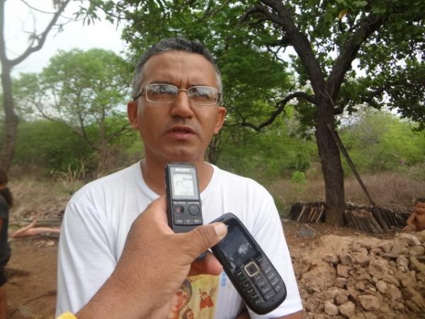 Frei Miguel(Imagem:FlorianoNews)