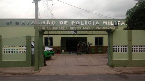 Polícia Militar registra plantão tranquilo em Floriano.(Imagem:FlorianoNews)