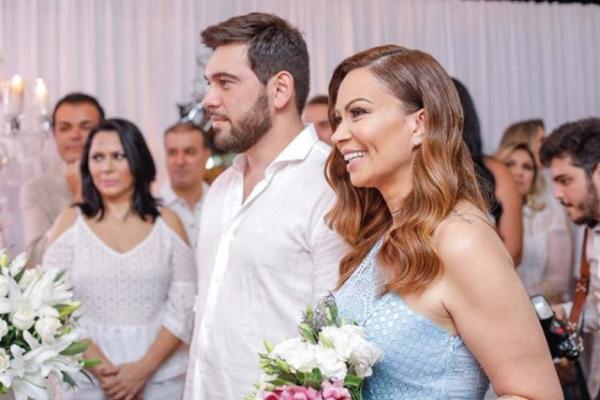 Solange Almeida planeja festão para celebrar casamento.(Imagem:Instagram)