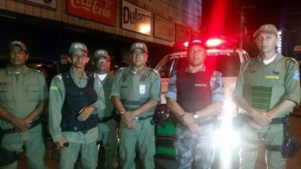 Veículo roubado é recuperado após intervenção policial em Floriano.(Imagem:3° BPM)