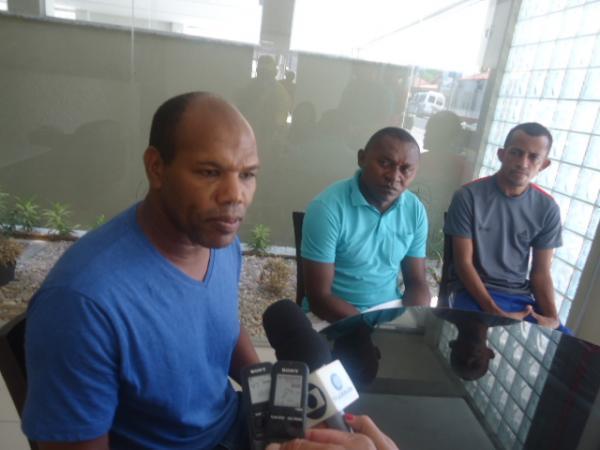Maurício Nonato, dirigente da Associação Atlética Cori-Sabbá.(Imagem:FlorianoNews)