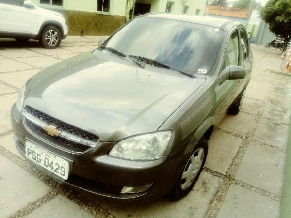 Veículo recuperado pela Força Tática(Imagem:FlorianoNews)